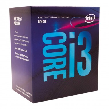 Intel Core i3-8100 Processor